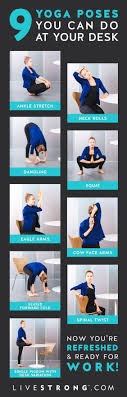 best workout tip best yoga poses workouts downdog diary yoga keeps you young 9 yoga poses you can do at your desk right n