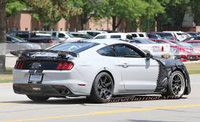 2018 ford mustang shelby gt500. unique shelby 20182019 shelby gt500 mustang prototype soundcheck throughout 2018 ford mustang shelby gt500