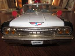 1962 Chevy Impala Toy Police Car | Collectors Weekly