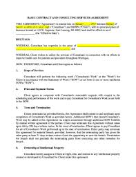 Mihin Basic Contract Agreement Template Fy2013 V2 01-22-13 Fill ...