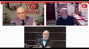 War Room di Enrico Cisnetto con Padre Enzo Bianchi e Giuseppe Remuzzi -  YouTube