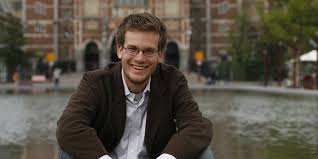 Spotlight John Green author of The Fault in Our Stars