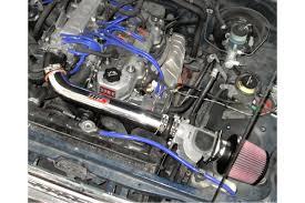 HPS shortram cool air intake kit 89-95 Toyota 4Runner 22RE 2.4L ...