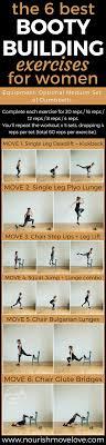 6 best booty building exercises for women nourishmovelove