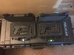 decided to upgrade the cases for my glocks