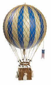Royal Aero Hot Air Balloon in Blue