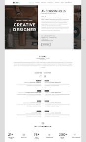 Wordpress Resume Template Resume And Cover Letter Resume And