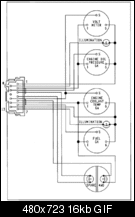 gauge cluster wiring diagram jeepforum com electrical schematic gauge package gif