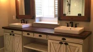 rustic bathroom double vanities. Delighful Rustic Diy Double Vanity Elegant Audacious Sink Rustic Bathroom Ideas Charming  Pertaining To 8  Intended Vanities 1