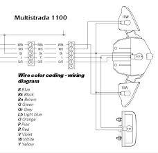 ducati multistrada wiring diagram solution of your wiring diagram ducati multistrada led brake lights webbikeworld ducati 900ss wiring diagram ducati multistrada 1100 wiring diagram