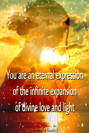 You Are Divine You Are And Eternal Expression Of The Infinite Impressive Divine Love Quotes