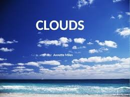 Types Of Clouds Ppt Types Of Clouds Powerpoint Types Of Clouds Cloud Type