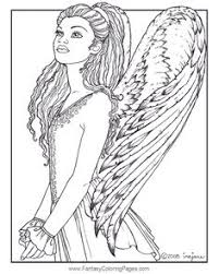 240 Best Angels To Color Images In 2019 Coloring Books Coloring