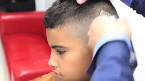 Stoer Opscheertje Voor Stoere Jongens Fade Haircut