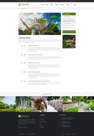 Landscaping - Gardening, Lawn & Landscape Psd Template By Clevertheme