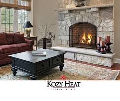 browse kozy heat fireplaces models