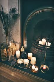 Photo (MUUS) | Fireplace candles, Nuggwifee and Gold candles