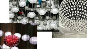 the amazing baccarat moon chandelier