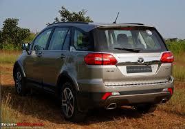 new car launches team bhpTata Hexa  Official Review  TeamBHP