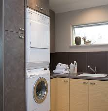Laundry Room: 20 Small Laundry Room Decoration With Small Space Solutions -  Wall System