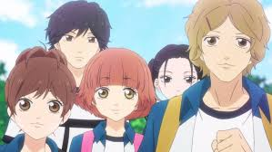 Lindsay confronts the producer of a spring break video. Ao Haru Ride Episode 5 Review Curiouscloudy