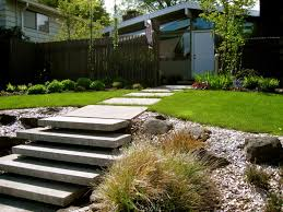 Outdoor Steps Bonney Lassie A Visit With Emily Mcm Landscaping Ideas