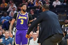 See the entire team game log at fox sports. Anthony Davis Injury Status Lakers Pf Will Play Tuesday Vs Sixers Draftkings Nation