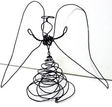 Black wire angel xl christmas decoration and tree topper il fullxfull black wire angel xl christmas decoration angel wiring diagrams angel wiring diagrams