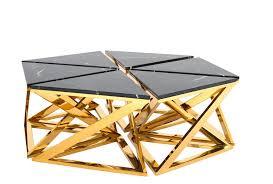 more views eichholtz galaxy gold coffee table