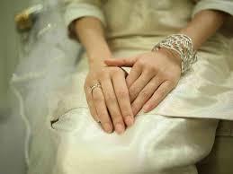 Johor Princess Tunku Tun Aminah Sultan Ibrahim and Dutch-born Dennis  Muhammad Abdullah were pronounced