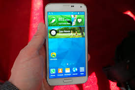 Hands On With the Samsung Galaxy S5
