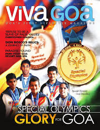 August VivaGoa by Shailesh Amonkar - issuu