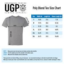 The Mountain Shirt Size Chart Triblend Mountain T Shirt Heather White Outloud Merch