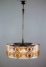 VENETIAN by Deniz Tun, brass dia 90x110 cm