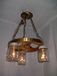 best wagon wheel chandelier unique 18 best mason jar lights images on and new wagon