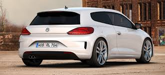 2015 Volkswagen Scirocco R and R-Line - Dynamic Launch Galleries