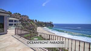 Laguna Beach Oceanfront Luxury Real Estate For Sale 29 Bay Drive