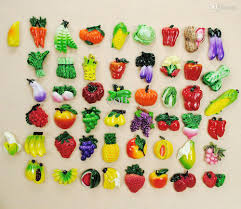 Refrigerator Stickers Wholesale 3d Refrigerator Magnets Large Resin Artificial