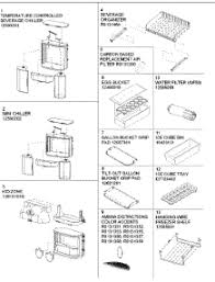 parts for amana arsbb parsbb refrigerator 01 accessory page parts for amana refrigerator ars2664bb pars2664bb0 from com