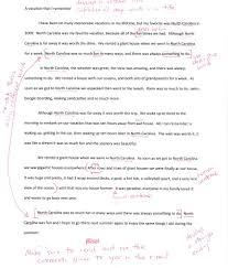 Narrative Essay Example College Narrative Essay Example Pdf Ceolpub