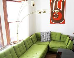 mad men furniture. MCM Mid Century Modern Mad Men Sectional Couch Sofa Three Pieces L Shaped Or Straight Pearsall Furniture O
