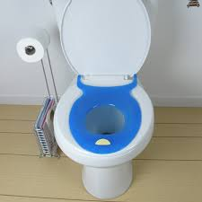 elongated toilet seat with child seat. elongated toilet seat with child e