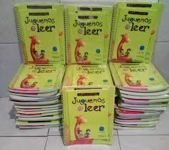 Los libros pueden leerse durante el proceso de su creación o completos. Juguemos A Leer Precio De Mayoreo En Tlalpan Ciudad De Mexico Por 100 Segundamano Mx
