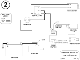 farmall m alternator wiring diagram wirdig