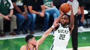NBA Finals 2021 - The Milwaukee Bucks ...