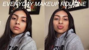 my everyday high makeup routine