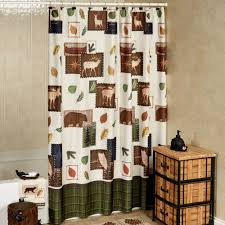 shower curtains for mens bathroom rustic shower curtains bathroom theme sets