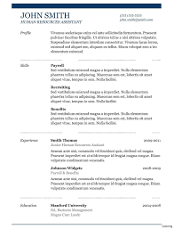 One Page Resume Samples Should My Resume Be One Page New 24 Format And Cv A Resumes 17