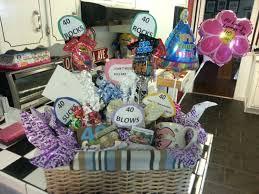 birthday gifts source 40th birthday gift basket ideas for him mitsubishi car