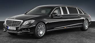 mercedes benz maybach 2018. contemporary benz 2018 mercedesbenz maybach s600 pullman guard weighs 12000 pound and 21  feet long on mercedes benz maybach